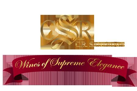 C.R. Sandidge Wines Logo